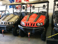 CANADA DAY SALE! Buy any UTV and get  FREE Portable Generator!!!