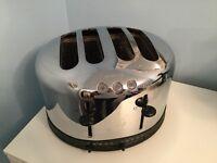 Large Kenwood 4 slice toaster