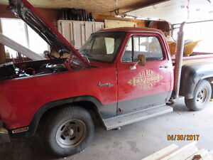 1978 Lil Red Express Truck