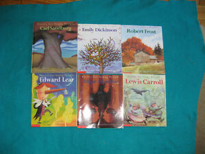 Poetry Book Collection for Jr/Intermediate
