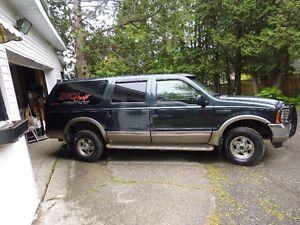 2000 Ford Excursion VUS
