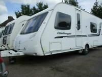 Swift Challenger 570 inc mover 2010