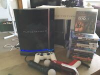PlayStation 3 320gb. Games/controls