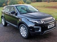 2016 (16) Land Rover Range Rover Evoque 2.0 eD4 150 SE 5dr 2WD