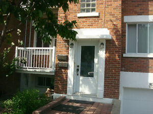 Small 4 ½ Basement for Rent on 10e Avenue/St Michel. AUGUST 1st