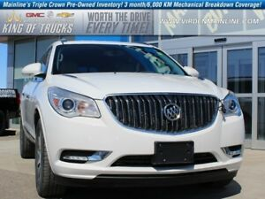 2015 Buick Enclave Leather | Rear Park Assist | Side Blind Zone