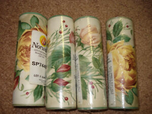 4 Rolls of Wall Paper