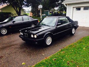 1992 BMW 3-Series 325i cabriolet Convertible