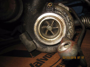 Garrett Turbo for Saab 95