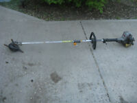 RYOBI COMBI SYSTEM WEED WHIPPER