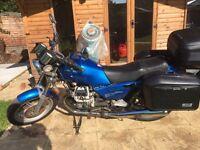 Moto Guzzi 750 strada