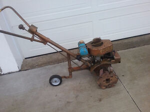 ROTOTILLER** LAWN-BOY GARDENER GREAT MACHINE JUST NEEDS SOME TLC