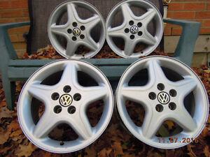 "15"" wheels rims GTI VR6 Golf Jetta Corrado Passat New Beetle Kitchener / Waterloo Kitchener Area image 7"