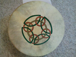 Genuine Irish Bodhrun (Irish Drum)