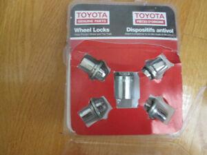 Toyota Wheel Locks