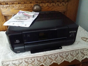 Epson Xp-610 Wifi Printer/Scanner