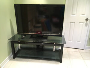 Sony TV with TV stand