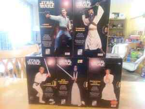 BRAND NEW LIMITED EDITION STAR WARS MODELS West Island Greater Montréal image 1