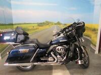 Harley Davidson FLHTK Electra Glide Ultra 2013