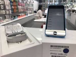 As new iphone 5c 16gb Blue unlocked warranty tax invoice Burleigh Heads Gold Coast South Preview