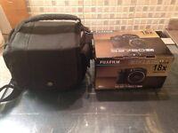 Fuji 18x optical camera