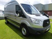 2015 65 Ford Transit 2.2TDCi 125PS RWD 350 L3H3 Air Conditioning SILVER