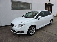 12 Seat Ibiza 1.4 SE Copa Estate Damaged Salvage Repairable