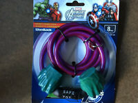 hulk bike lock $4- Vernon