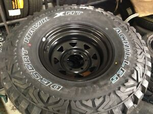 33x 12.50r15 achilles xmt on 15x8 rim Shenton Park Nedlands Area Preview
