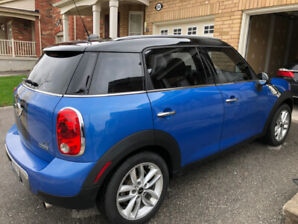CERTIFIED 2012 MINI COOPER Countryman ACCIDENT FREE ,Low Mileage