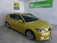 LEXUS CT 1.8 200H SE-L 5D ***FROM £224 PER MONTH***