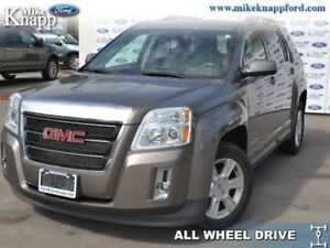 2012 GMC Terrain SLE-2  Rear Camera, Bluetooth