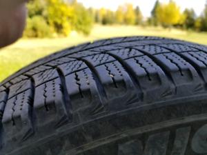 "winter tires on 18"" rims"