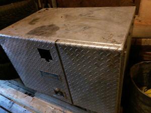 Aluminum Lock Box