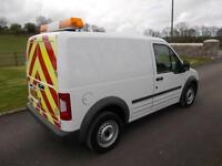 FORD TRANSIT CONNECT DCI ( 90PS ) 220 LX VAN 62 REG 58,600 MILES AIR CON