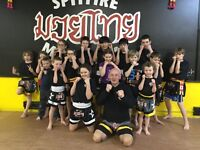 Kids Muay Thai Boxing Course