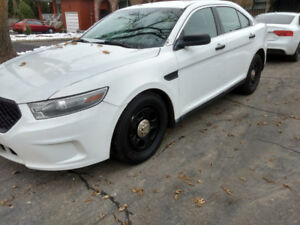2013 Ford Taurus AWD 3.5L V6 Safetied