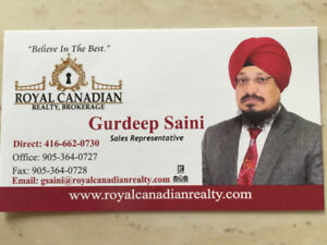Get 100 % Return On Your Investment in Real Estate in GTA