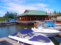 Marina for Sale in Georgian Bay Ontario