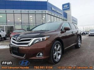 2015 Toyota Venza LIMITED  AWD leather navigation panoramic sunr