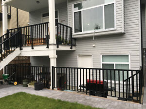 $1500 / 2br 800ft2  ground level basement on Mary Hill bypass