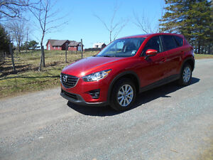 2016 Mazda CX-5 AWD Skyactiv *ONLY 743 klms, NAV, Backup Cam**