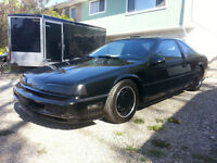 1991 Ford Thunderbird Super Coupe Coupe (2 door)
