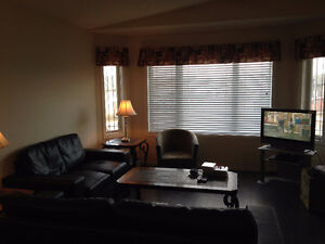 Free for May, All inclusive Large 3BDR+2 BR House,Main floor,