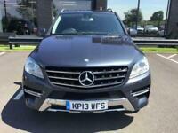2013 Mercedes-Benz M-CLASS 3.0 ML350 BLUETEC AMG SPORT 5d 258 BHP Estate Diesel