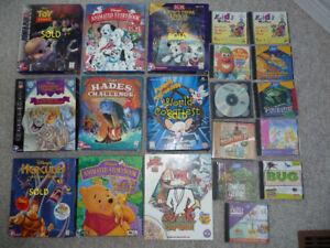 CD-ROM Games For Windows 95/Macintosh