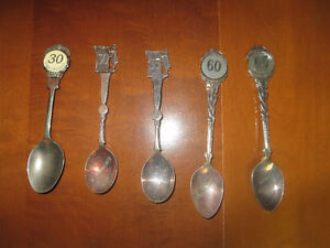 Antique collectable spoons. Kitchener / Waterloo Kitchener Area image 6