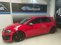 2014 VW GOLF R + STAGE 3 + 520BHP + AIRRIDE + R400 STYLING KIT + MORE