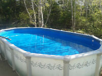 Need A Swimming Pool Install Give Us A Call Free Quotes!!