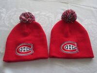 QUALITY MEN'S KNIT TUQUES WITH LOGOS